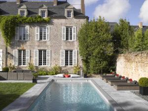 construction de piscine à Nantes